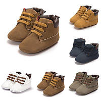 Пинетки обувь детская весна демисезонная ботинки пінетки