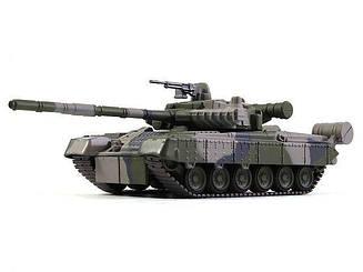 Русские Танки №87 Т-80   Модель коллекционная в масштабе 1:72   Eaglemoss