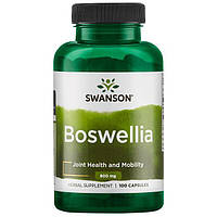 Здоровье суставов - Босвеллия / Boswellia, 400 мг 100 капсул, фото 1