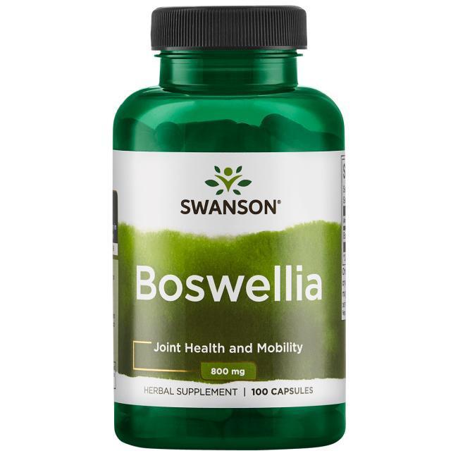 Здоровье суставов - Босвеллия / Boswellia, 400 мг 100 капсул