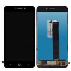 Дисплей ZTE A601 Blade с тачскрином черный