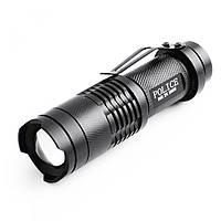 Тактический фонарик Police BL-8468