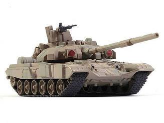 Русские танки №86 Т-90   Модель коллекционная в масштабе 1:72   Eaglemoss