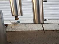 Дистиллятор с электропакетом  30л под проточную воду