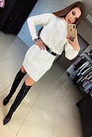 Donna-M Платье крупной вязки 0724, фото 1