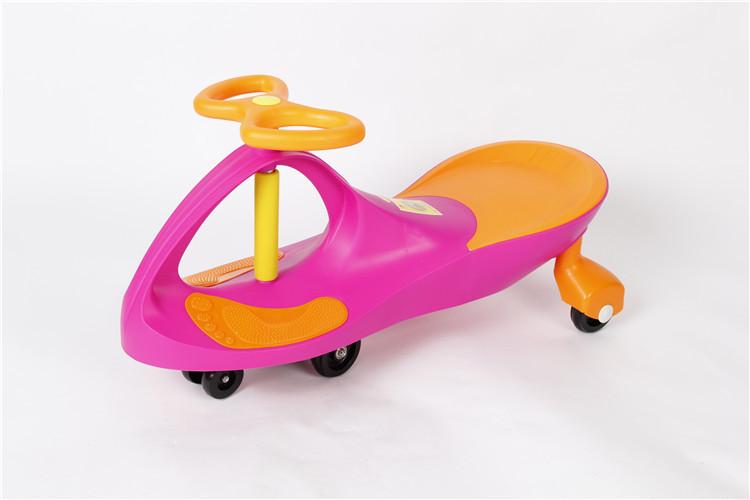 Детская машинка Bibicar Бибикар, PlasmaCar, Smart Car, Детская инерционная машинка - Розовый - фото 2