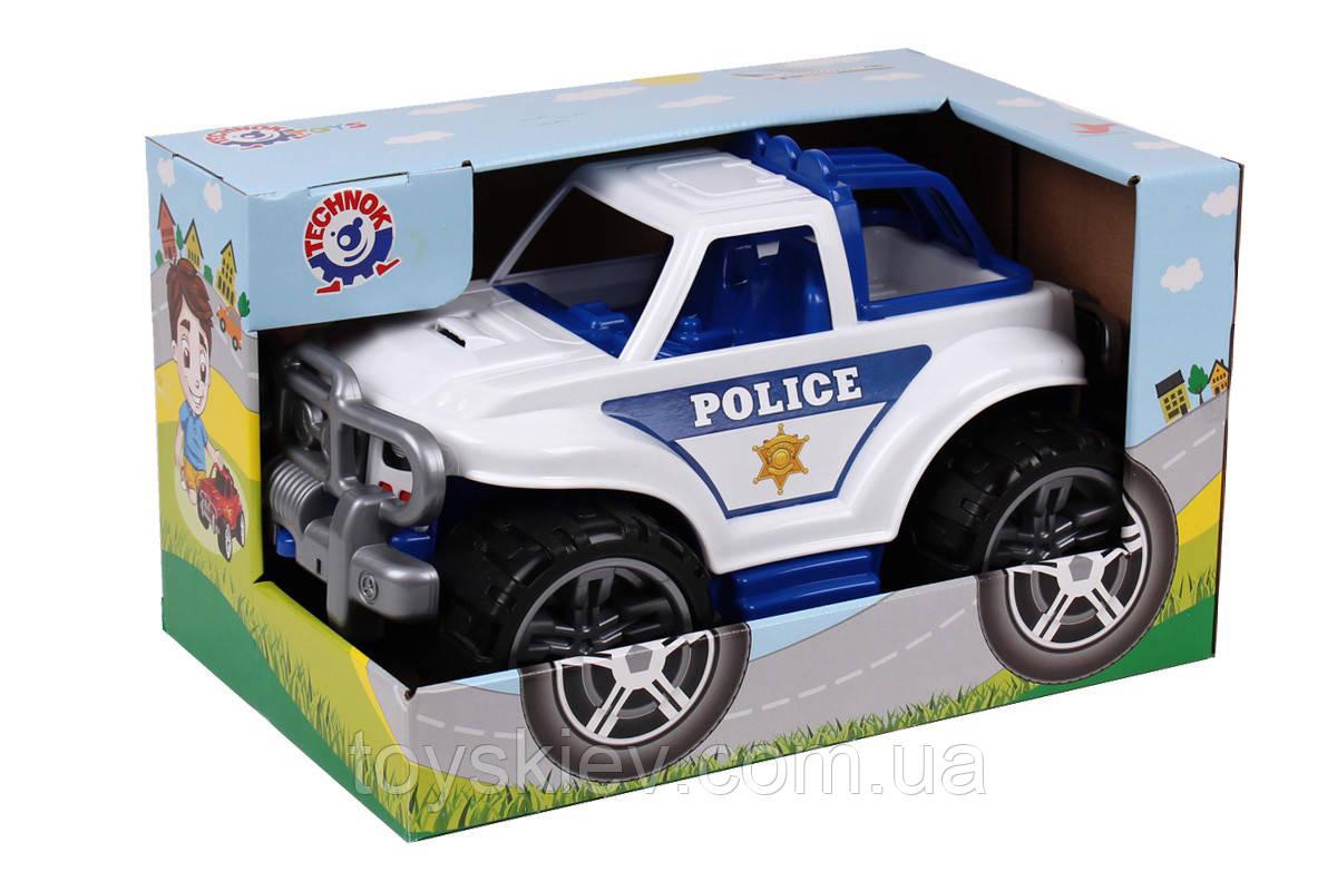 """Машинка """"Полицейский внедорожник"""" Технок 5002"""