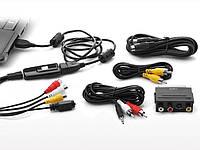 Граббер видео и аудиозахвата USB 2.0  Silver crest, фото 1