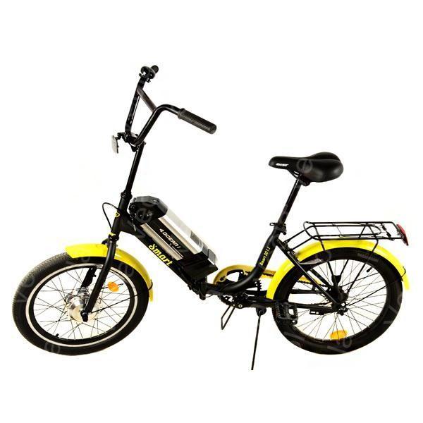 Электровелосипед SMART20-XF07 350W/36V(литиевый аккумулятор 36V)