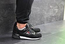 Мужские кроссовки Filа,замшевые,черно-белые 44,46р, фото 3