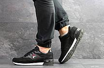 Мужские кроссовки Filа,замшевые,черно-белые 44,46р, фото 2