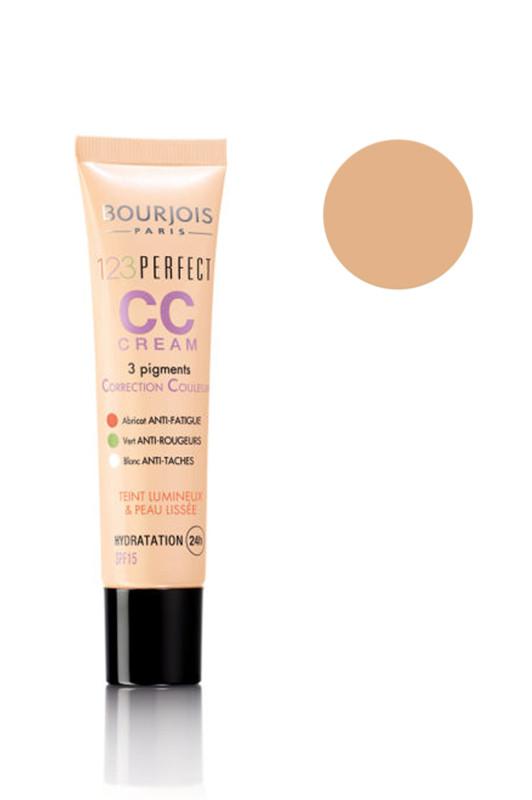 Bourjois 123 Perfect CC Cream SPF15 Тональний крем 31
