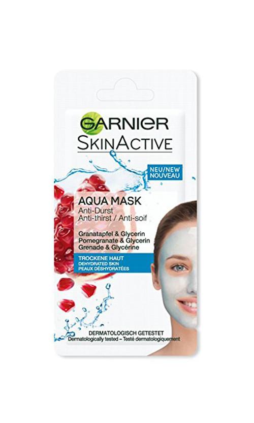 Garnier Skinactive Зволожуюча Маска для обличчя для обезвоженой шкіри