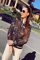 Donna-M Куртка с бабочками 0648, фото 1