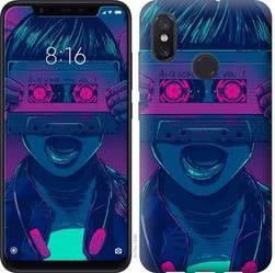 """Чехол на Xiaomi Mi8 Звёздный Лорд """"4175c-1499-328"""""""