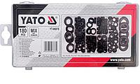 Набор резиновых прокладок 6.3 мм - 25.4 мм Yato YT-06878