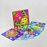 """Мозаика Для малышей """"Цветная фантазия"""" 46 эл. 7033+ Fun Game, фото 3"""