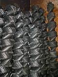 Рабица, Ячейка 60х60, Диаметр 1.8, Рулон 1.0х10 Оцинкованная, фото 4
