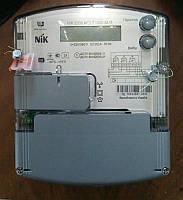 Лічильник електроенергії трифазний NIK 2303 AР3Т.1000.МС.11 електронний
