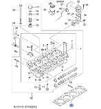 Прокладка ГБЦ 1.8L LDA, Лачетти J200, 96414576, GM, фото 4