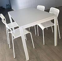 Кухонный стул ADDE белый (102.191.78)