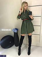 Модное платье на молнии , фото 1