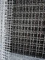 Сетка Канилированная, Ячейка 60х60 мм, Проволока 6(5,6) мм. Чёрная, фото 1