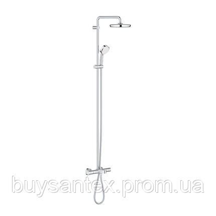Grohe Tempesta Cosmopolitan 26223001 душевая система с термостатом для ванны, фото 2