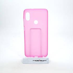 Чехол TPU Xiaomi Redmi Note 5 pink