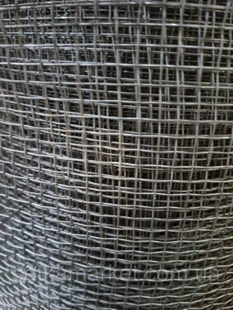 Ткана Нержавіюча, Комірка 5 мм, Дріт 0,7 мм.