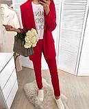 Женский брючный костюм 42,44,46р. (10 расцв), фото 7