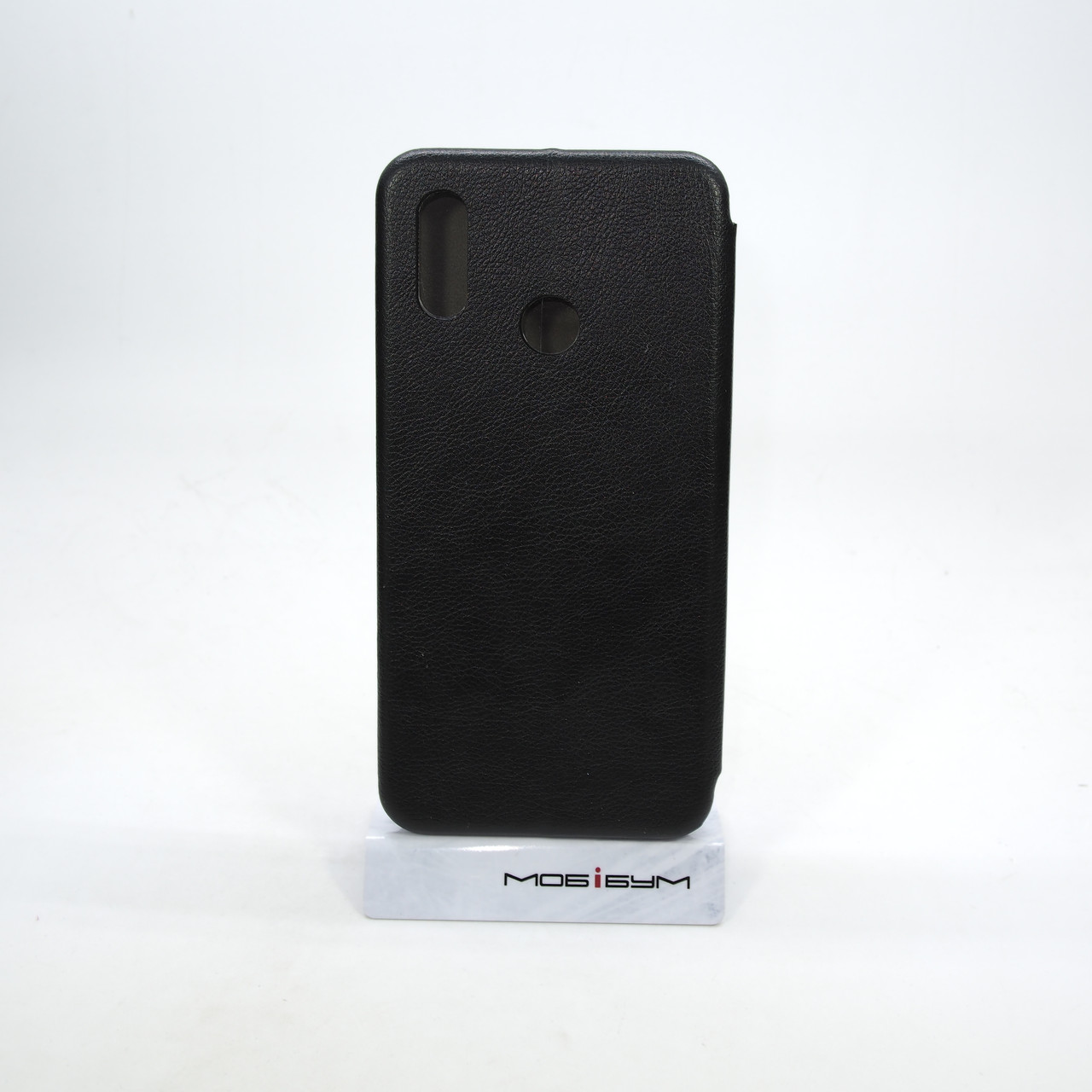 Book Cover Leather Huawei P Smart 2019 black