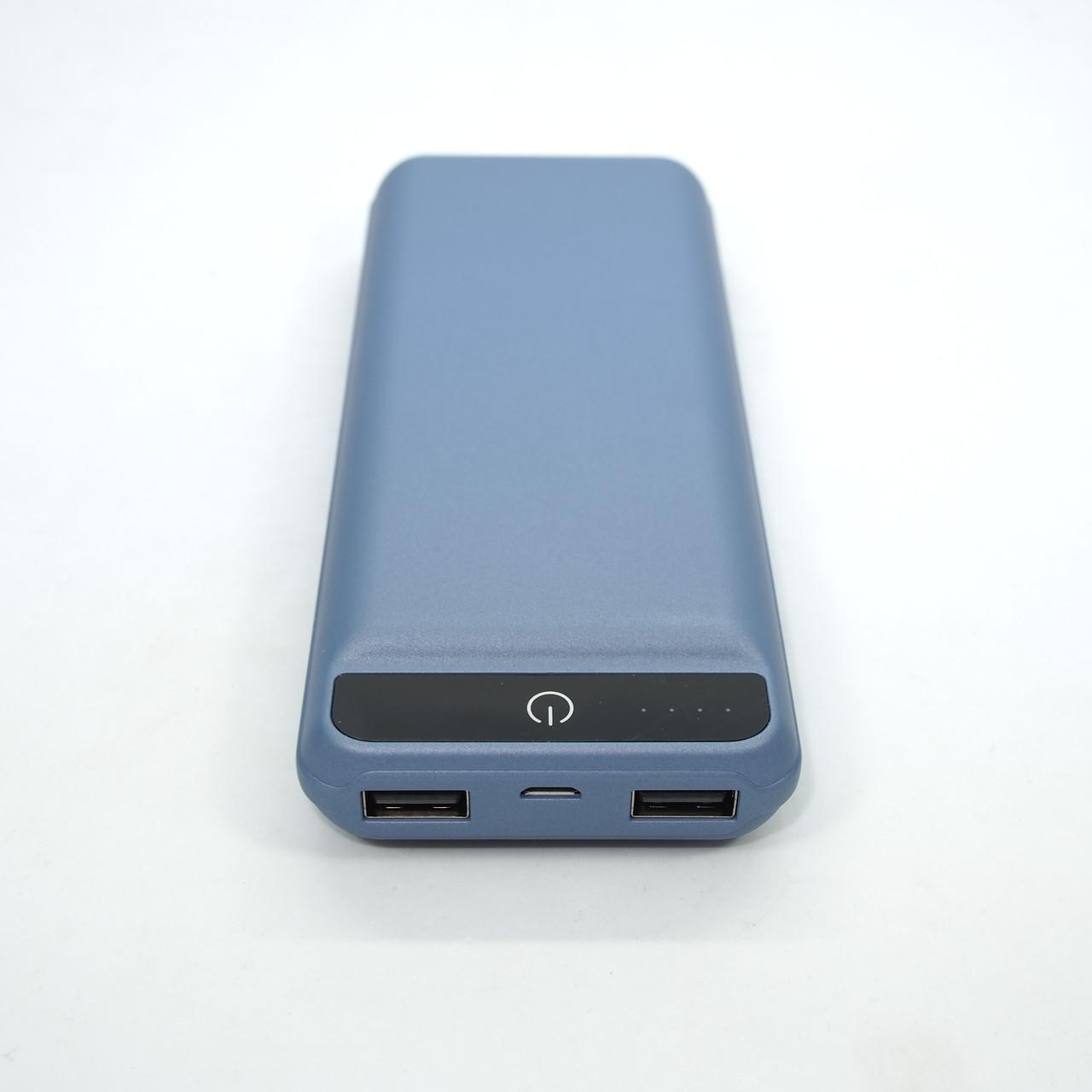 Портативные батареи 2E 20000 blue