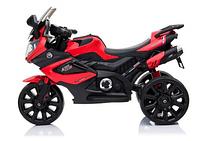 Детский гоночный мотоцикл.Аккумуляторный детский мотоцикл.Детский электрический мотоцикл.