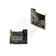 Разъем карты памяти NOKIA 6700S/X3