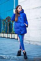 Donna-M Зимняя курточка Зефирка чернило Р 1444, фото 1