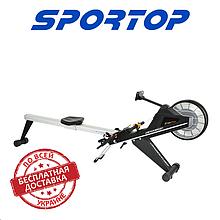 Профессиональный гребной тренажер Sportop R700 plus