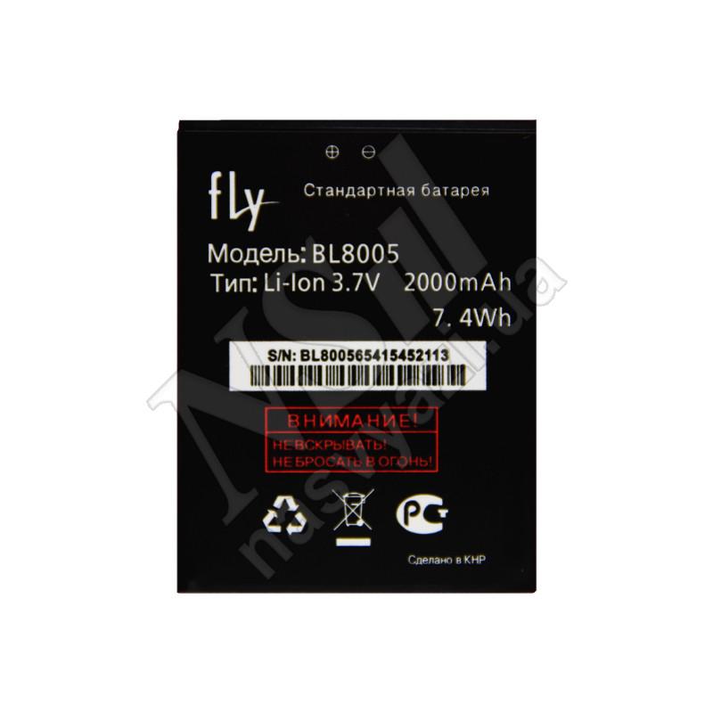 АКБ FLY BL8005 IQ4512