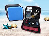 Органайзер / кейс / бокс жёсткий GUANHE GH1519 (170*150) для проводов, повербанка, планшета, HDD / GPS и др.