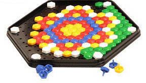 Детская мозаика Цветной мир Технок 2070