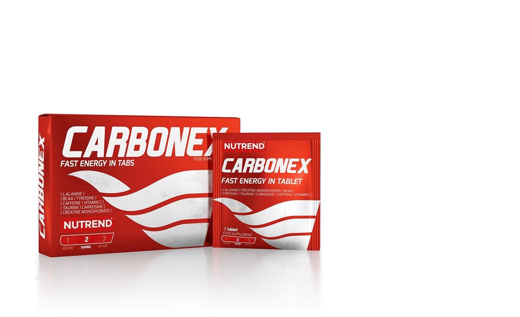 Энергетик Nutrend Carbonex 12 tabs