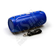 Колонка Bluetooth S11 синяя