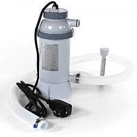 Intex 28684  нагреватель для бассейна 1893 - 9464 л/час, электрический