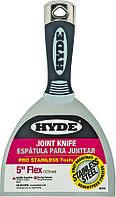 Профессиональный шпатель Hyde  из нержавеющей стали длина 127 мм