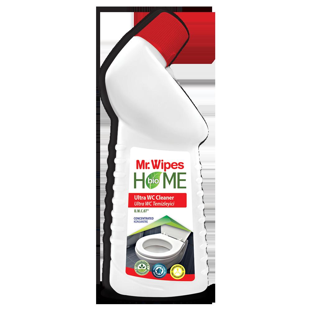 Средство для чистки туалета Farmasi Mr.Wipes (9700526)
