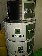 Капельная лента T-TAPE 507-20-500 (2800метров-бухта) 507-10-1350