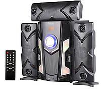Акустическая система Ailiang 3.1 UF-DC308G-DT (USB/Karaoke/Bluetooth/FM-радио)