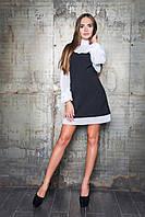 Donna-M Воздушное стильное платье Р 1673, фото 1