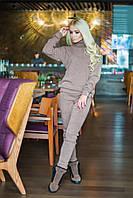 Donna-M Очень теплый и комфортный спортивный костюм с высоким воротом Р 1457, фото 1