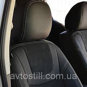 Чехлы на сидения Nissan Juke | авточехлы Ниссан Жук (2011-..)